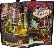 Fireworks Las Vegas Souvenir Totebag