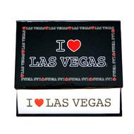 Las Vegas Memo Pad Souvenir- Black