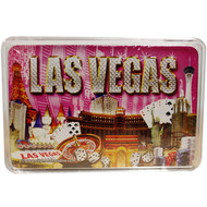 Pink Diamonds Las Vegas Playing Cards