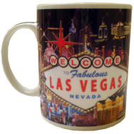 Hotel Composite Las Vegas Mug- 11oz.