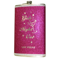 Girl's Night Out Souvenir- LAS VEGAS JUMBO- Flask 64oz