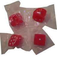 Red Dice Gummies