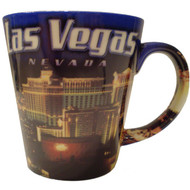 Las Vegas Strip at Night Mug---12 oz.