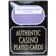 Cosmopolitan of Las Vegas Playing Cards