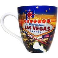 LV Glitter Stars 18oz Harbour Mug
