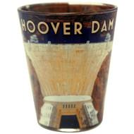 Hoover Dam Shotglass