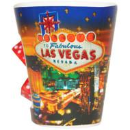 Las Vegas Stars Spinning Dice Shot