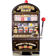 """Jumbo Slot"" Machine  Bank"