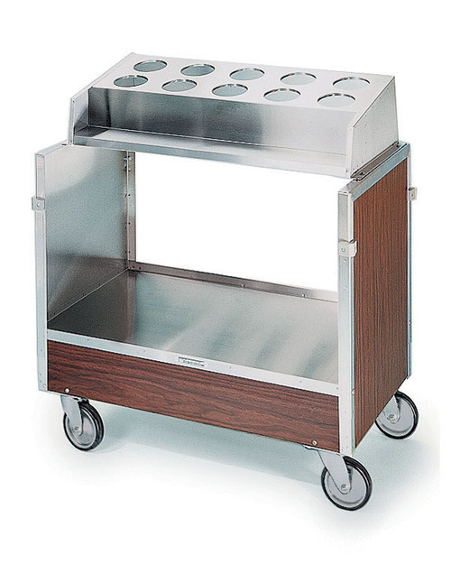 Lakeside 603 Cafeteria Flatware Amp Tray Cart