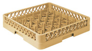 25 Compartment Rack Shown.