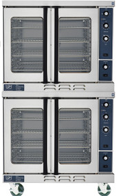 Convection Oven, Double Section DUKE E102-E
