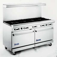 "Heavy Duty Gas Restaurant Range, 60""w. - AR-10"