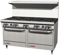 "S-Series Gas Restaurant Range, 60"" - S60DD"