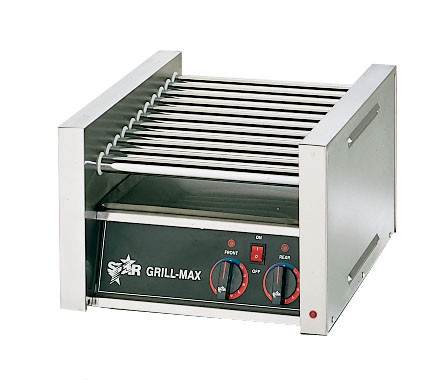 Star 20c Grill Max 174 Hot Dog Roller Type Grill