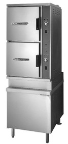 Gas Convection Steamer on Cabinet Base - GCX-10S