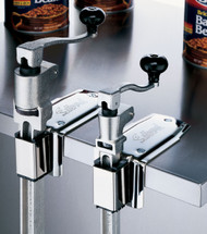 """Can Opener, manual, #2™ table style with plated steel base (for standard # 10 cans up to 7"""" tall),  """"Old Reliable""""™"""