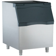 Ice Storage Bin Stainless 778 lb SCOTSMAN B842S