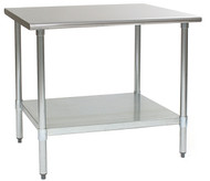 """Work Table, 60""""W x 30""""D"""