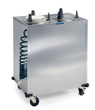 Heated Plate Dispenser/Mobile Cabinet - LAKESIDE - 6210