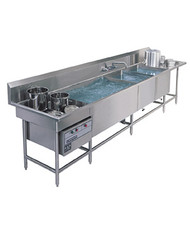 Taskmaster Power Wash Sink System CONTACT US AT 1-800-755-4777 FOR QUOTE