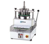 Dough Divider/Rounder, bench model, belt drive, manual cutting 11 portions (11.3 oz. to 22.9 oz.), automatic rounding with timer, start/stop button, power indicator light, one cutting head, two dough trays, one stainless steel dish, includes: (1) cup tray of customer's choice, 1/2 hp, 115v/60/1-ph, 5.2 Amps, cETLus, NSF