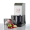 (16000) Pacojet 1 Food Processor System, micropurées food, touchpad/touchscreen controls, colour graphic display, on/off rocker switch, includes (1) Pacojet 1 machine, (1) Pacotizing blade, (1) spray guard, (2) 1 liter beakers with lids, (1) outer protective beaker, (1) chrome spatula, (1) use instruction book, (1) recipe book and (1) cleaning kit (with washing insert), stainless steel exterior, 10,000 RPM motor/2,000 RPM Pacotizing blade, cETLus