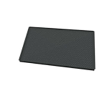"""""""FORO.BLACK"""" Non-Stick Perforated Aluminum pan, 18""""x26"""".  Ideal for Croissants, Fresh Bread, Danish Pastries, Pastry"""