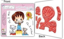 Swalk Collection SON Rubber Stamp Set EZ-Mount