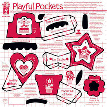HOTP Template 7384 Playful Pockets 12x12