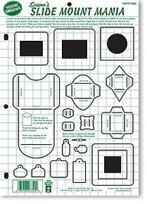 HOTP Template Slide Mount Mania 7322
