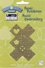 Erica Limited Ed Basic Embroidery Template Wedding/Anniversary