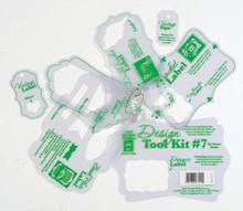 HOTP DESIGN TOOL KIT #7 Templates 7429