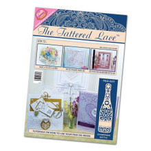 Tattered Lace Magazine with the Champagne Bottle Cutting Die Issue 4 [Home]