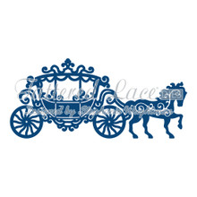Tattered Lace - Lace Carriage Cutting Die D231