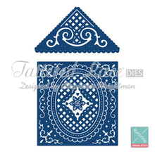 Tattered Lace - Bird House 2-Piece Die Set - D130 Cutting Dies