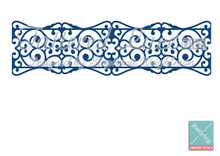 Tattered Lace - Sparkle Border - D440 Cutting Die