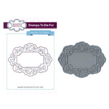 Creative Expressions Pre-Cut Rubber Stamp Sue Wilson UMS601 Tumbling Leaves