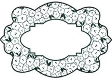 Sue Wilson UMS593 Perfect Posies Creative Expressions Pre-Cut Rubber Stamp