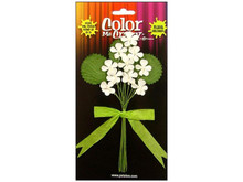 The Creative Paper Company - 10-pcs Multi-color Mulberry Leaves