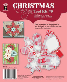 Hot Off The Press - Christmas Design Tool Kit #9 Template