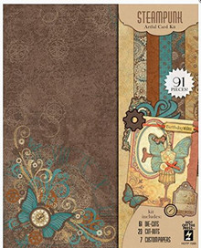 Artful Card Kit - Steampunk