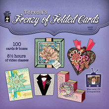 HOTP Teresa's Frenzy of Folded Cards HOTP1523