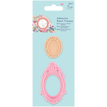 docrafts Papermania Bellissima Adhesive Resin Frames