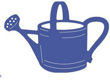 Cheery Lynn Design - B420 - Watering Can - Cutting Die