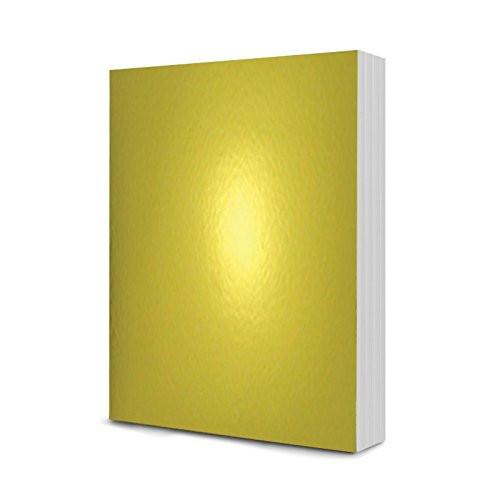 Hunkydory Mirri Matts 144 Mirri Sheets in Rich Gold A6 Size Mirror Board Sheets