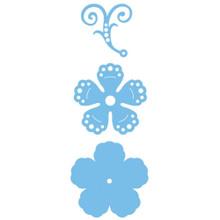 Marianne Design Creatables Dies, Ribbon Flower 3