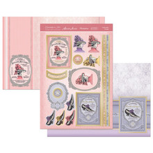 Hunkydory Especially for Her Fashionably Vintage Card Kit FORHER903