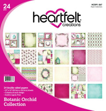 Heartfelt Creations Botanic Orchid - Botanic Orchid Paper Collection
