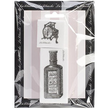 LaBlanche Silicone Stamp, 4.75 by 6.5-Inch, Bottle and Scale