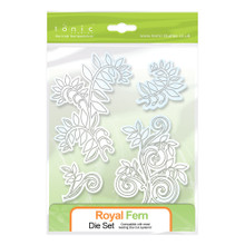 Tonic Studios Royal Fern Metal Die Set 657e